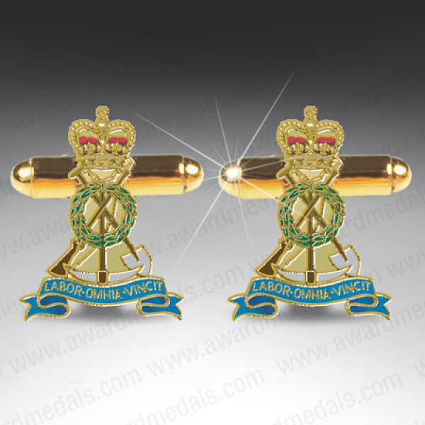 Royal Pioneer Corps Cufflinks