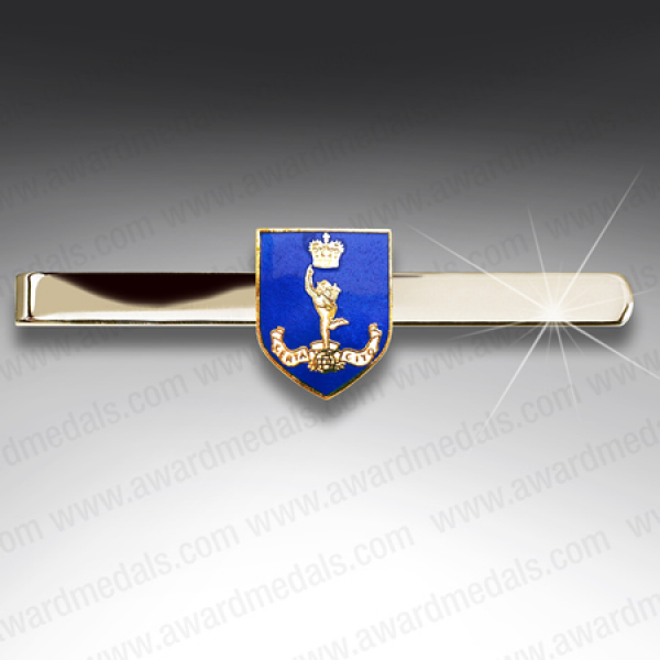 Royal Signals Tie Slide