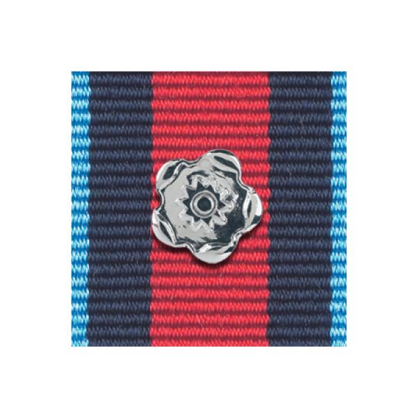Silver Rosette for Sierra Leone Medal