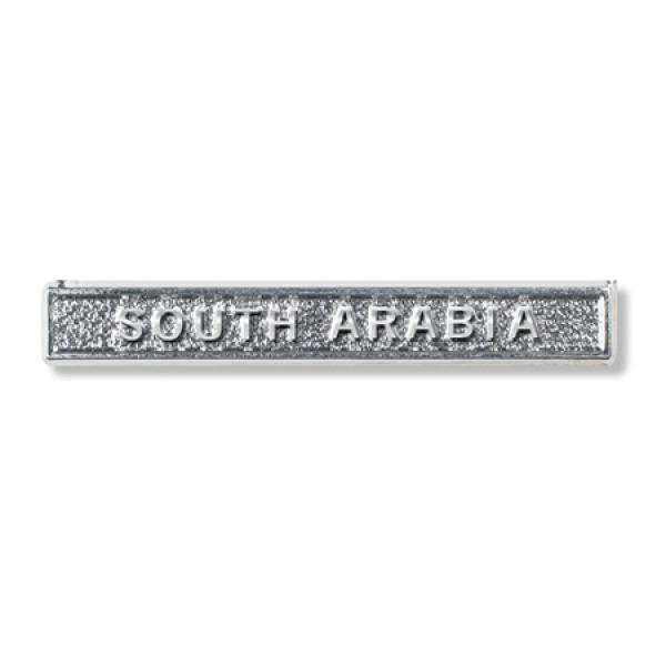 South Arabia Clasp