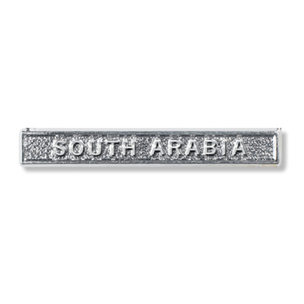South Arabia Miniature Clasp