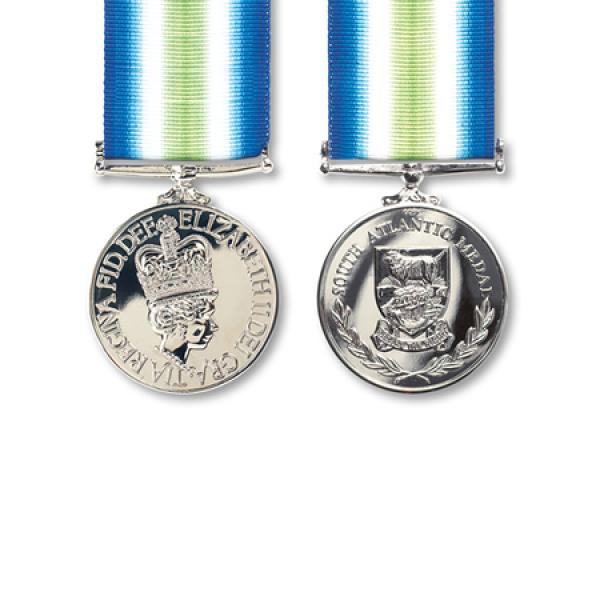 South Atlantic Miniature Medal