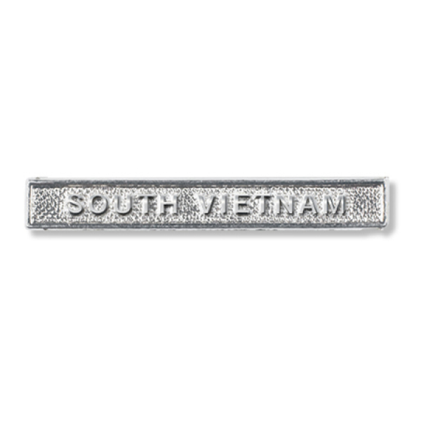 South Vietnam Clasp Full Size With Pin