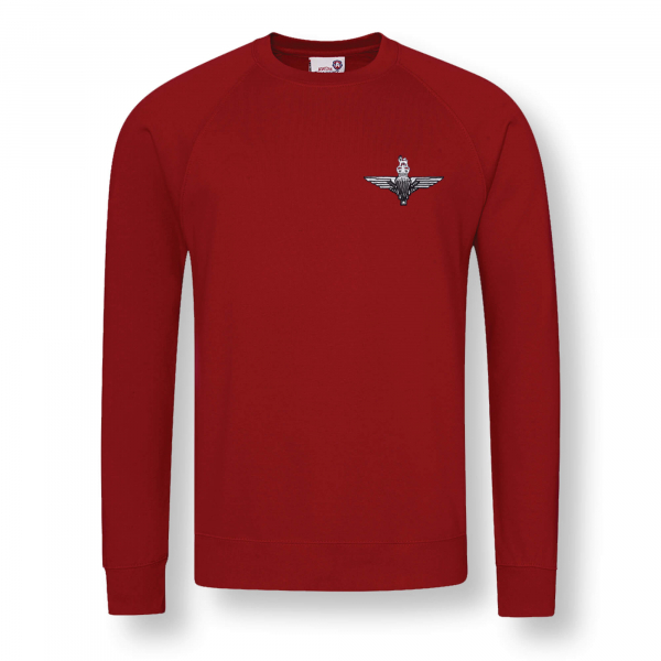 Personalised Sweatshirt Claret