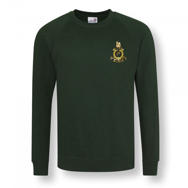 Personalised Sweatshirt Green