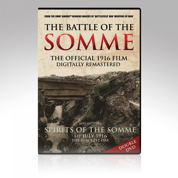 The Battle of the Somme & Spirits of the Somme Double DVD