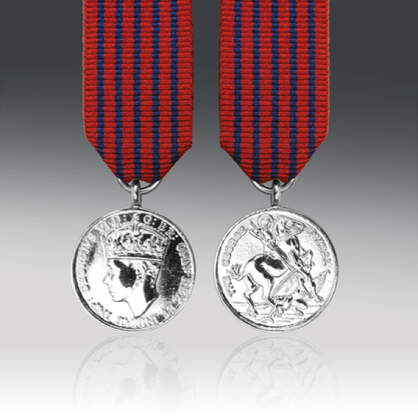 George Medal GVIR Miniature Loose