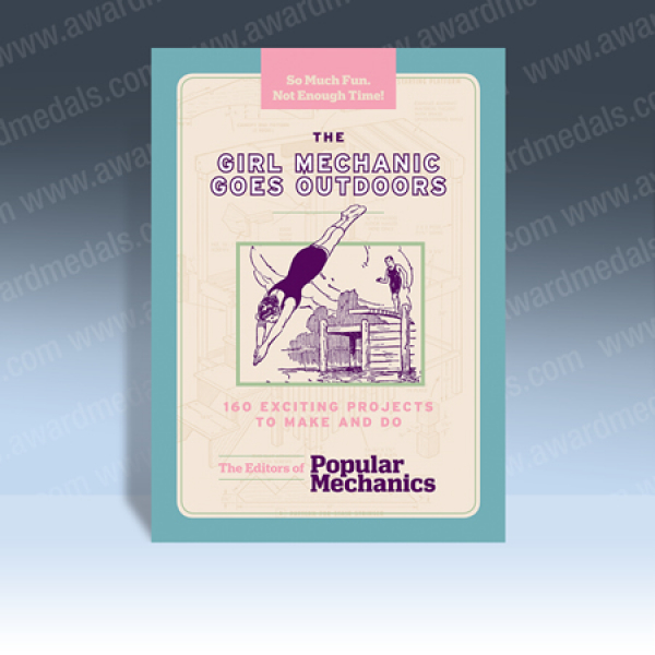 The Girl Mechanic Goes Outdoors Book