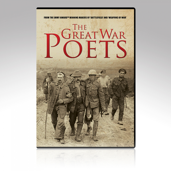 The Great War Poets DVD