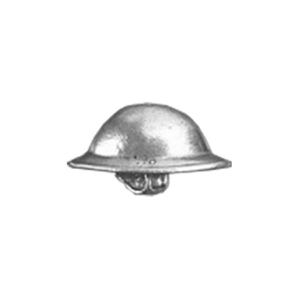 Tommy Helmet Lapel Badge