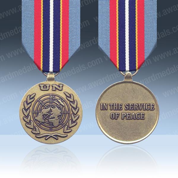 UN Cambodia UNAMIC Medal