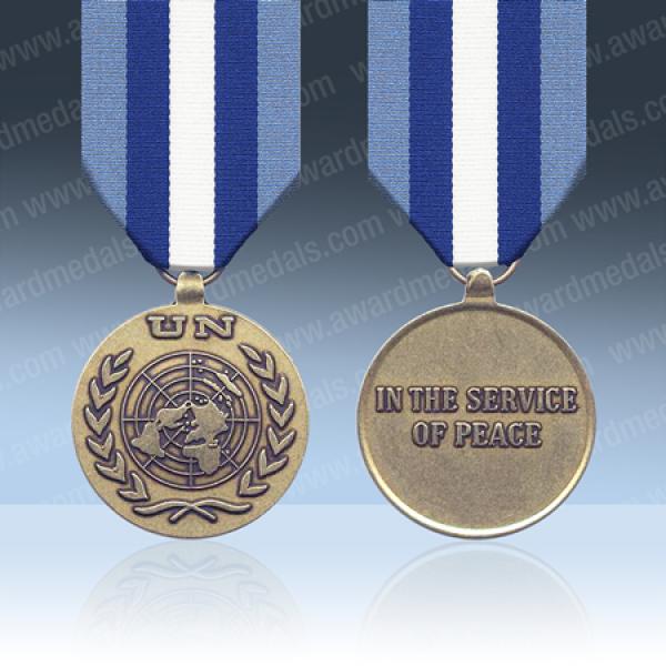 UN El Salvador ONUSAL Medal