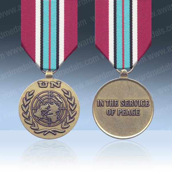 UN Golan Heights UNDOF Medal
