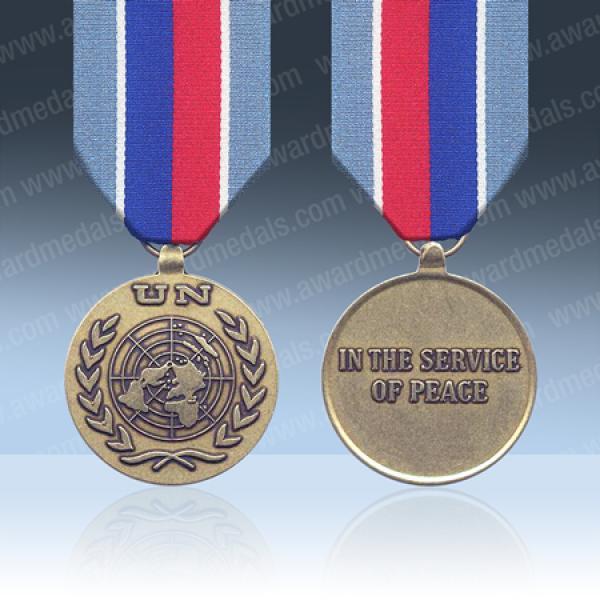 UN Haiti UNMIH Medal