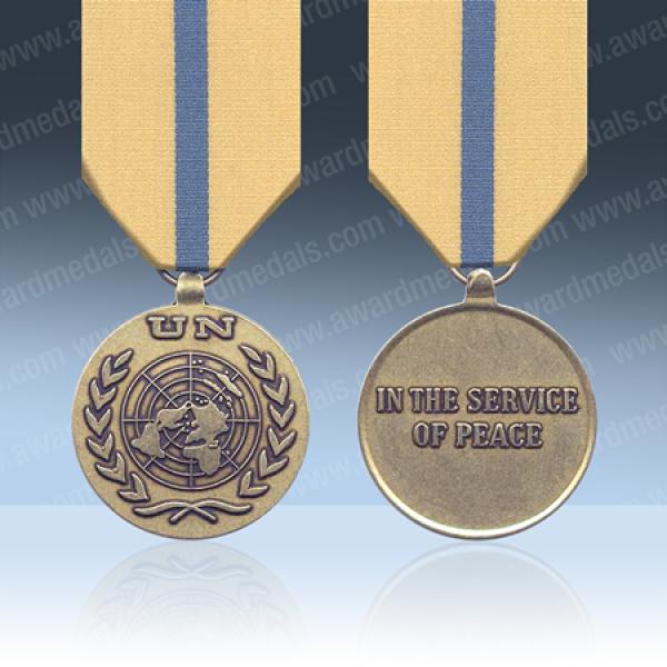 UN Iraq / Kuwait (UNIKOM) Full Size Medal Loose