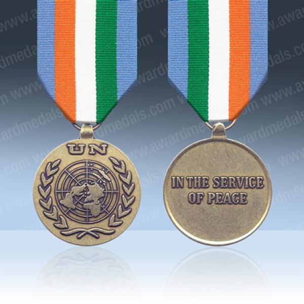 UN Ivory Coast UNMINUCI Medal