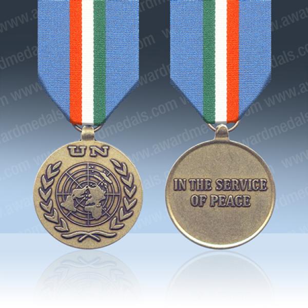 UN Ivory Coast ONUCI Medal