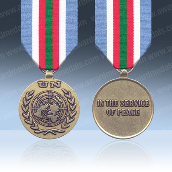 UN Barundi UNONUM Medal