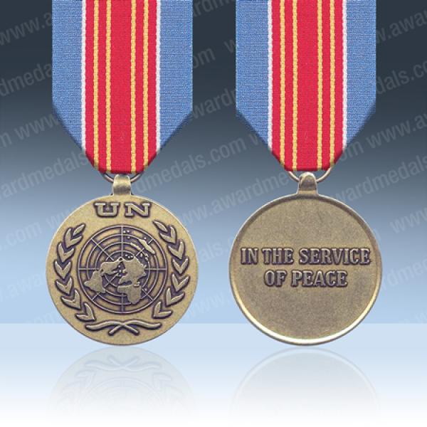 UN Bosnia etc UNPREDEP Medal