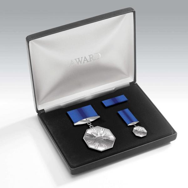 The Commemorative Uniform Service Medal Set