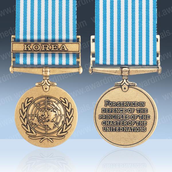 UN Korea Medal