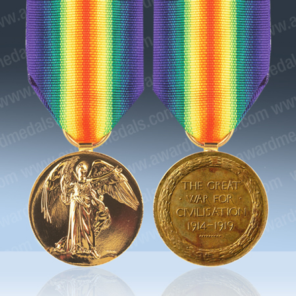 Victory Medal Full Size Loose