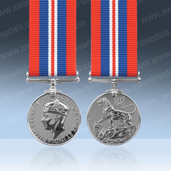 War Medal 1939-45 Miniature Loose