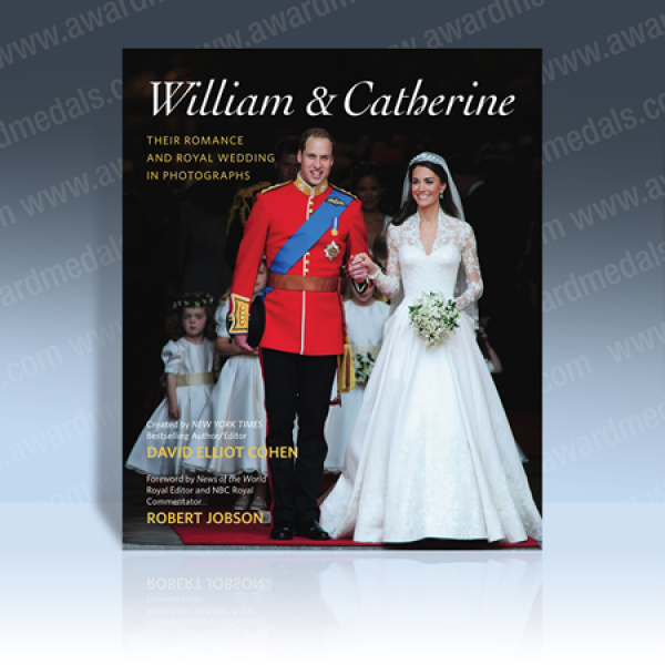 William & Catherine in Photographs Book