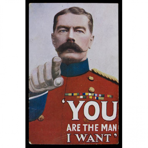 You Are The Man I Want Postcard