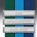 Nickel Finish Medal Clasp 3