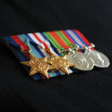 Court Medal Mounting Full Size 3