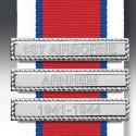 Nickel Finish Medal Clasp 2