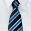 Queens Sapphire Jubilee Tie