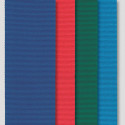 Regimental Army Medal Full Size Ribbon