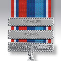 Nickel Finish Medal Clasp 2