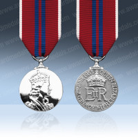 Queens 1953 Coronation Medal