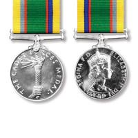Cadet Forces Long Service Miniature Medal