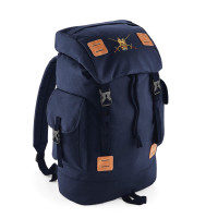 Navy Personalised Urban Explorer Backpack