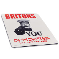 Lord Kitchener Mousemat