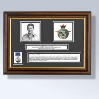 My Military History with 1 Award