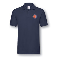 NORMANDY 75 NAVY BLUE POLO SHIRT