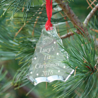 Tree Optical Crystal Hanging Decoration