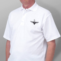 Polo Shirt - White -