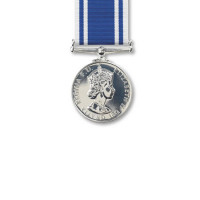 Police Long Service Miniature Medal