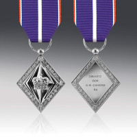 Commemorative Diamond Jubilee Medal