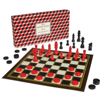 Ridleys Chess & Chequers (Draughts)