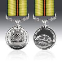Royal Naval Patrol Service Medal