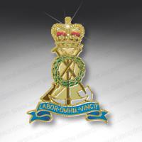 Royal Pionneer Corps Lapel Pin
