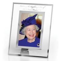 Sapphire Jubilee Photo Frame