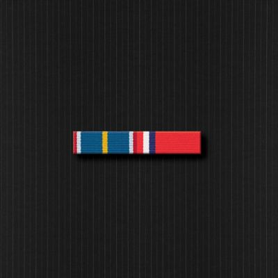 Ribbon Bar Full Size With Two Ribbons